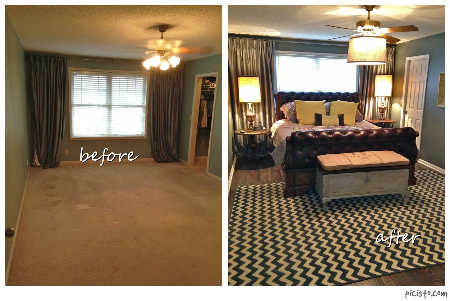 Bedroom Before And After Bella Tucker Decorative Finishes