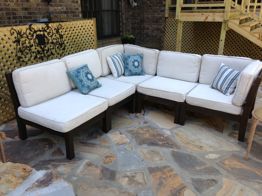 outdoor sectional from pottery barn - Outdoor Sectionals