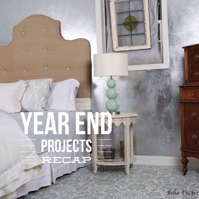Year End Projects Recap