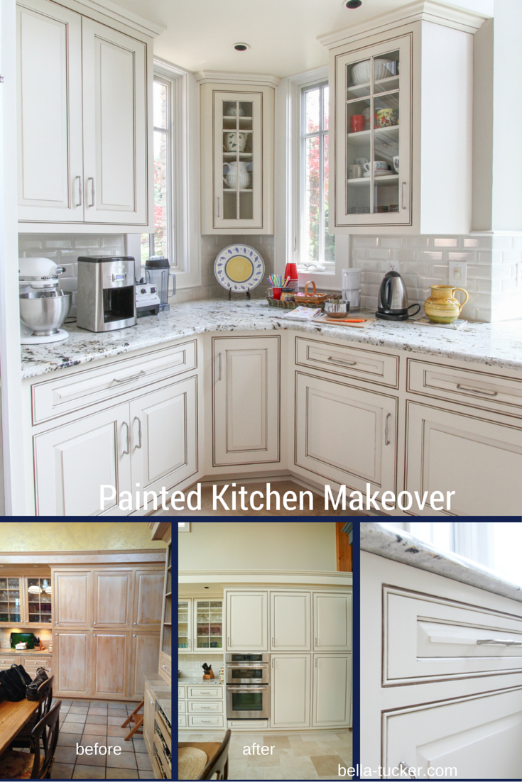 top kitchen cabinet makeovers of 2015