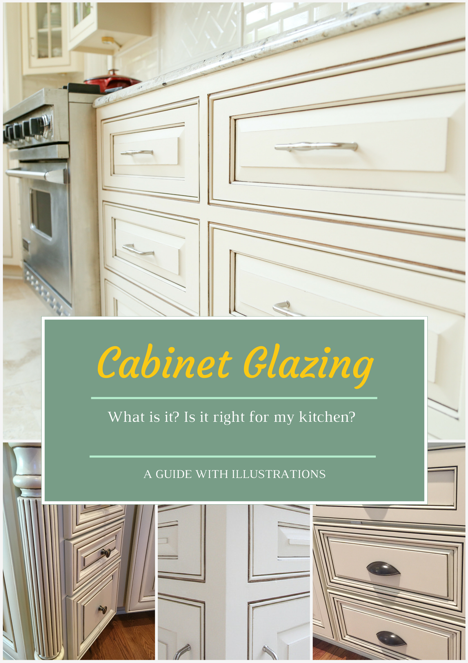What Is Cabinet Glazing Bella Tucker