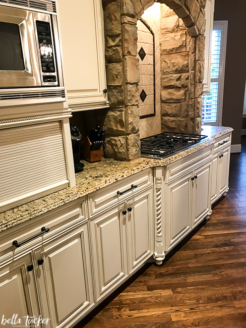 How To Work With Your Existing Granite When Updating Kitchen