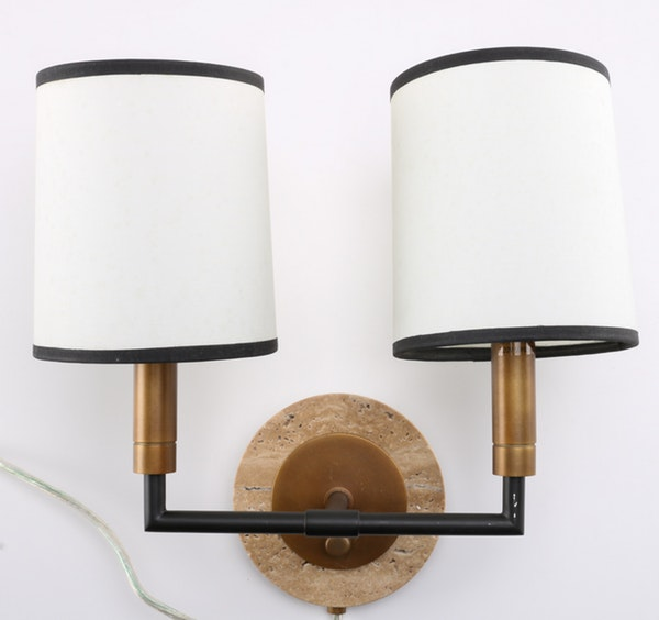 robert abbey sconce
