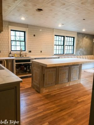 tucker kitchen remodel week 4