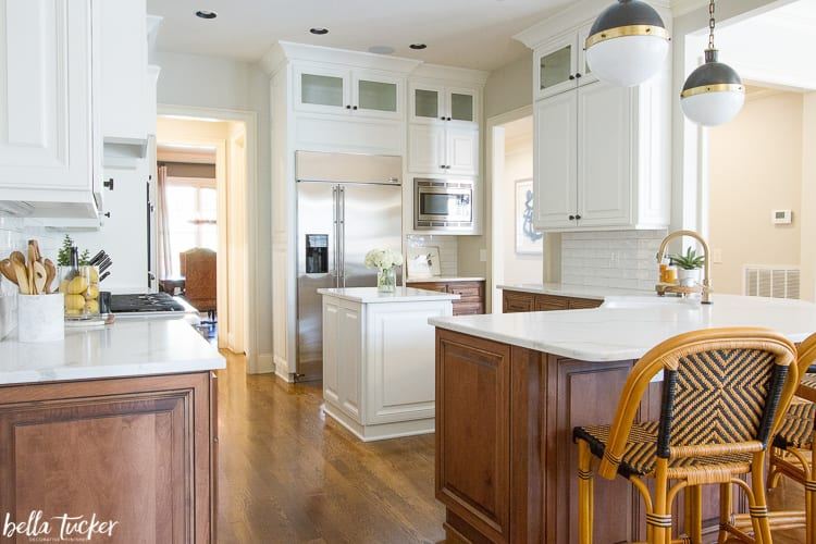 White Dove Kitchen Cabinets Bella Tucker